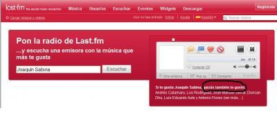 Mi Last FM